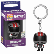 Pop! Keychain: Fornite S2 - Burnout