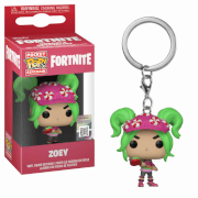 Click to view product details and reviews for Fornite Zoey Pop Keychain.