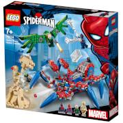 LEGO Super Heroes: Spiderman's Spider Crawler 76114