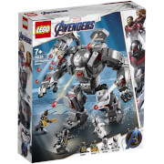 LEGO® LEGO® Marvel: L'armure de War Machine (76124)