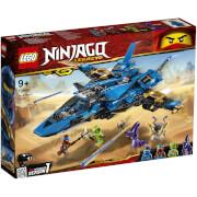 LEGO Ninjago: Jay's Storm Fighter (70668)