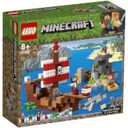 LEGO Minecraft: The Pirate Ship Adventure 21152
