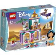 LEGO Disney Princess: Aladdin and Jasmines Palace Adventures (41161)