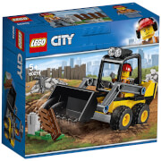 LEGO City: Vehicles Construction Loader Building Set (60219)