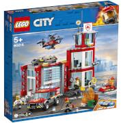 LEGO City Fire: Fire Station 60215