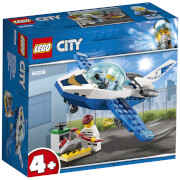 LEGO® City: Le jet de patrouille de la police (60206)