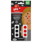 Купить Точечная маска против пигментных пятен и прыщей Yes To Tomatoes Detoxifying Charcoal Blemish Fighting Zit Zapping Dots