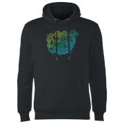 Rick and Morty Wubba Lubba Dub Dub Hoodie - Black