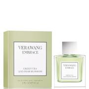 Vera Wang Embrace Green Tea and Pear Blossom Eau de Toilette Spray 30ml
