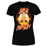 Rick and Morty Bird Person Women's T-Shirt - Black