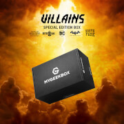 My Geek Box - VILLAINS Box - Men's - XXL