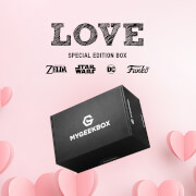 My Geek Box - Box St Valentin - Homme - L
