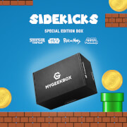 My Geek Box - SIDEKICKS Box - Men's - S