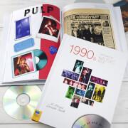 1990s History of Music - Hardback