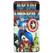 Marvel Captain America 6000mAh Power Bank
