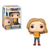 Figurine Pop! Captain Marvel avec Boîte - Captain Marvel