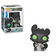 How To Train Your Dragon 3 Night Lights 1 Pop! Vinyl Figure