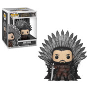 Click to view product details and reviews for Game Of Thrones Jon On Iron Throne Pop Vinyl Deluxe.