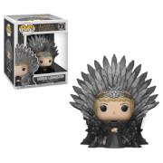 Game of Thrones - Cersei Lannister auf den Iron Thron LTF Pop! Vinyl Deluxe Figur