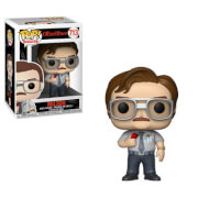 Click to view product details and reviews for Office Space Milton Pop Vinyl Figure.