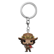 Overwatch McCree Pop! Keychain