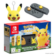 Nintendo Switch Pokémon: Let's Go, Pikachu! Edition Pack