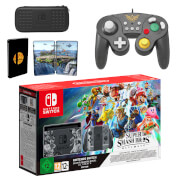 Nintendo Switch Super Smash Bros. Ultimate Edition Link Pack