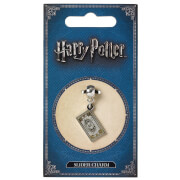 Harry Potter Hogwarts Express Ticket Slider Charm