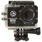 Waspcam 5200 Adventure 1080p HD Waterproof Action Camera - Black