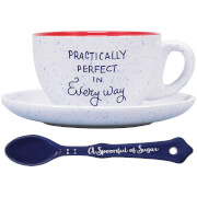 Mary Poppins Cup & Saucer Set