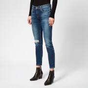 Frame Denim Women's Le Garcon Jeans - Watson - W25 - Blue