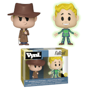 Click to view product details and reviews for Fallout Adamantium And Stranger Vynl.