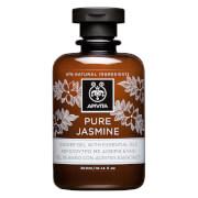 Купить Гель для душа с эфирными маслами и ароматом жасмина APIVITA Pure Jasmine Shower Gel with Essential Oils 300 мл