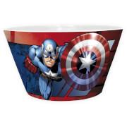 Marvel Iron Man vs. Captain America Bowl