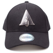 Assassin's Creed Odyssey Metal Badge Odyssey Logo Cap - Black