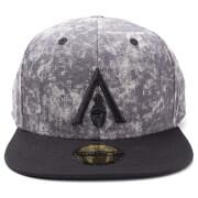 Assassin's Creed Odyssey Apocalyptic Snapback Cap - Black