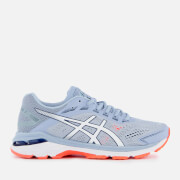 Asics Women's Running GT-2000 7 Trainers - Mist/White - UK 5.5 - Blue