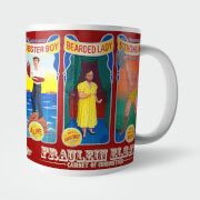 American Horror Story Freakshow Paintings Mug