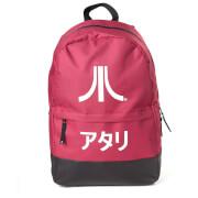 Atari Japanese Logo Backpack - Red
