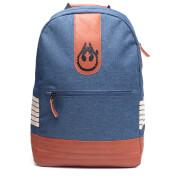 Star Wars Han Solo Melange Backpack - Denim