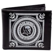 Marvel Black Panther Men's Made in Wakanda Bifold Wallet - Black