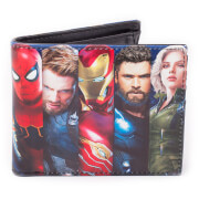 Marvel Avengers: Infinity War Men's Bifold Wallet - Red