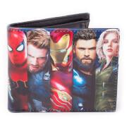 Marvel Avengers: Infinity War Men's Bifold Wallet - Red
