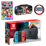 Nintendo Switch Mario Kart 8 Deluxe Pack