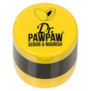 Купить Скраб и бальзам для губ Dr. PAWPAW Scrub & Nourish