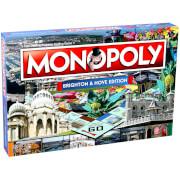 Image of Monopoly Board Game - Brighton Edition