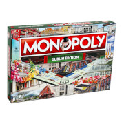 Image of Monopoly Board Game - Dublin Edition