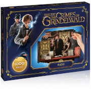 1000 Piece Jigsaw Puzzle - Fantastic Beasts Edition