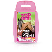 Top Trumps Card Game - Horses, Ponies and Unicorns Edition