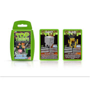 Top Trumps Specials - Unofficial Guide to Minecraft
